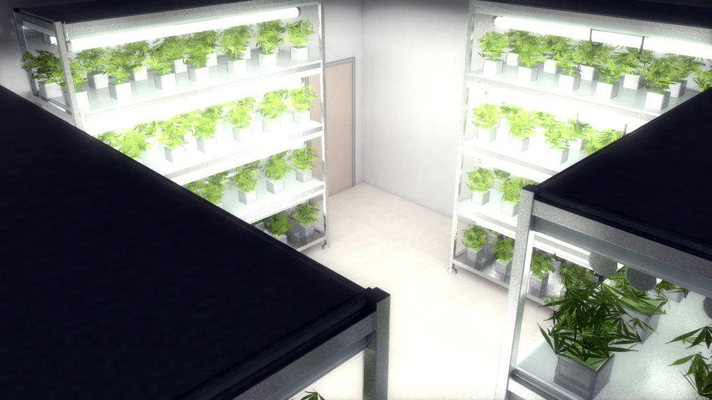 PSI Cannabis Cultivation Facility
